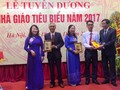 Activities to celebrate Vietnam Teachers' Day on November 20