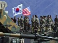 US-South Korea joint drills suspended