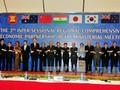 Vietnam contribuye a fortalecer intercambio comercial regional