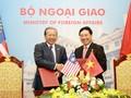 Vietnam y Malasia abogan por robustecer sus relaciones