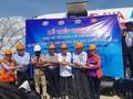 La ayuda humanitaria de la ASEAN llega a Vietnam
