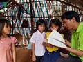 """El grupo """"Querido Domingo"""" y su aspiración de construir 1001 bibliotecas en zonas difíciles"""