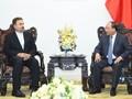 Premier vietnamita da la bienvenida a invitados extranjeros