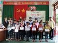 Fondo de Protección Infantil de Dak Lak, esperanza de los niños necesitados