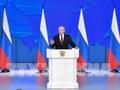 La solución de los problemas internos resaltan en el mensaje anual del presidente ruso