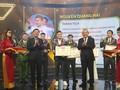 Vietnam honra a los diez jóvenes más destacados en 2018