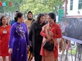 Esposa del presidente indonesio se impresiona con el Museo de la Mujer de Vietnam