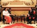 Ciudad Ho Chi Minh desea cooperar con Cuba en el cuidado de la salud