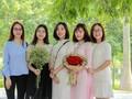 中国学生陆运英讲述越南感触的文章