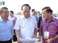 Le chef de l'Etat supervise les préparatifs pour le sommet de l'APEC à Danang