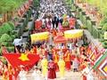 Fête des rois Hùng : carnaval de Viêt Tri