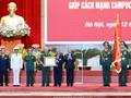 L'Ordre de l'Étoile d'or remis à d'anciens experts volontaires vietnamiens au Cambodge