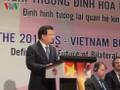 Festlegung der wirtschaftlichen Zusammenarbeit zwischen Vietnam und den USA