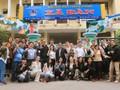 Das Programm für nachhaltige Architektur zwischen Vietnam und Deutschland