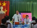 Der Premierminister tagt mit Verwaltern der Provinz Dak Lak