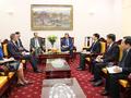 Vietnam und Deutschland haben zahlreiche Perspektive für die Zusammenarbeit auf dem Arbeitsmarkt