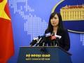 Vietnam protestiert gegen das chinesische Militärtraining im Gebiet der Inselgruppe Hoang Sa