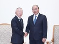 Нгуен Суан Фук принял главу японской корпорации «Fast Retailing»