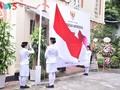 Upacara Bendera sehubungan dengan Hari Kemerdekaan Republik Indonesia (17/08/1945-17/08/2018)