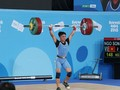 Pegulat Ngo Xuan Dinh merebut medali emas di Olimpiade Remaja 2018