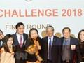Mencanangkan  kontes start-up untuk orang Vietnam di seluruh dunia