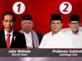 Pemilihan Indonesia 2019: Kompetisi  terakhir dari dua calon presiden