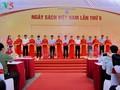 Hari Buku Vietnam ke-6: Menyala api budaya membaca