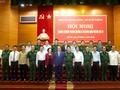 PM Vietnam, Nguyen Xuan Phuc menghadiri Konferensi Politik dan Militer seluruh tentara selama 6 bulan awal tahun 2019