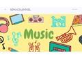 Memperkenalkan sepintas-lintas tentang proyek-proyek musik untuk anak-anak di Vietnam