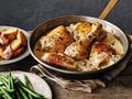 Cidered Chicken