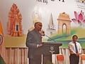 Memperingati ultah ke-71 Hari Kemerdekaan India
