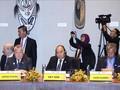 PM Vietnam, Nguyen Xuan Phuc memulai aktivitas-aktivitas di APEC 26