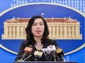 Kelompok kapal survei Hai Yang 08 Tiongkok telah meninggalkan zona ekonomi eksklusif  dan landas kontinen Vietnam