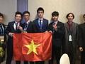 Vietnam gewinnt Goldmedaille bei der Internationalen Astronomie- und Astrophysik-Olympiade