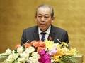 Vietnam beharrt auf die Ziele zur wirtschaftlichen und gesellschaftlichen Entwicklung