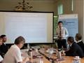 Seminar zur Vorstellung des Innovationsprogramms für mittelständische und kleine Unternehmen in Deutschland