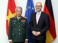 Förderung der Verteidigungszusammenarbeit zwischen Deutschland und Vietnam