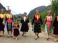 Einzigartigkeit der Trachten der Frauen der Mong Trang in Ha Giang