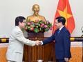 Japan will stärker mit Vietnam zusammenarbeiten