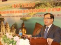 Verbindung des Tourismus in der Region der Entwicklungsdreieck Kambodscha – Laos – Vietnam