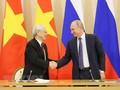 베트남 – 러시아 전면적인 파트너 관계, 나날이 발전