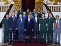 베트남 총리, 호찌민 주석의 시신상태 평가에 대해  보건과학위원회와 회의