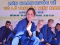빈딘 성, 국제 무술의 만남