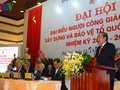 Linh mục Trần Xuân Mạnh làm Chủ tịch Ủy ban đoàn kết công giáo Việt Nam