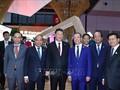 越南政府总理阮春福圆满结束出席2018 CIIE行程