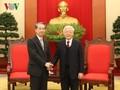中国十分重视与越南发展友好关系