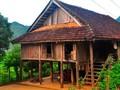 Thai stilt house culture