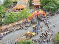 Traditional festivals create impressive Ba Ria–Vung Tau