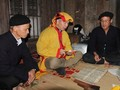 The Nung's longevity ceremony for parents