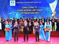 Vietnam Airlines among Vietnam's 10 best firms